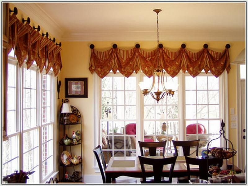 Window treatment ideas for large windows for Window treatment ideas