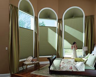 Window Treatment Ideas For Arch Windows