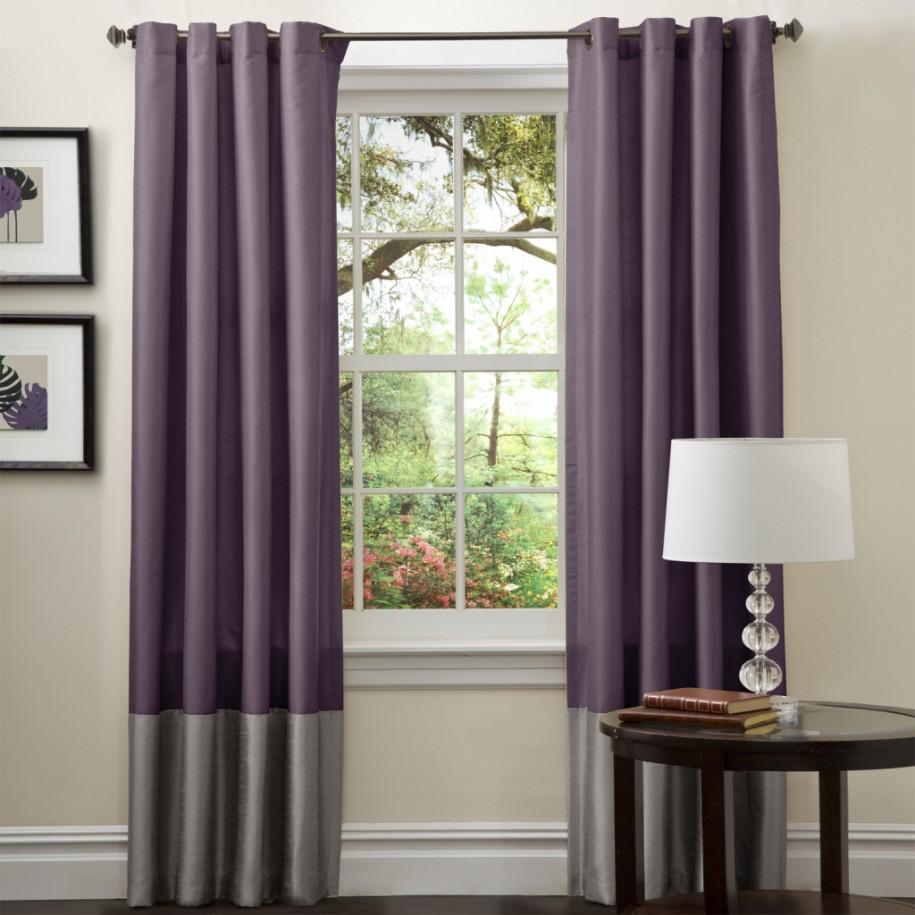 Using Window Treatments to Trick the Eye